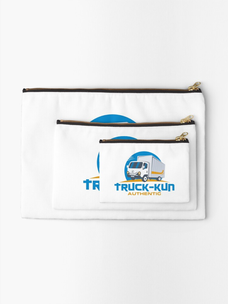 Alternate view of Truck-kun Authentic Zipper Pouch