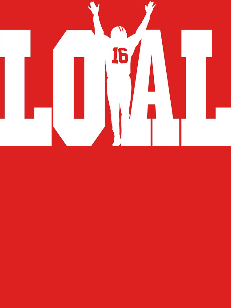 Joe Montana San Francisco Football by OrganicGraphic