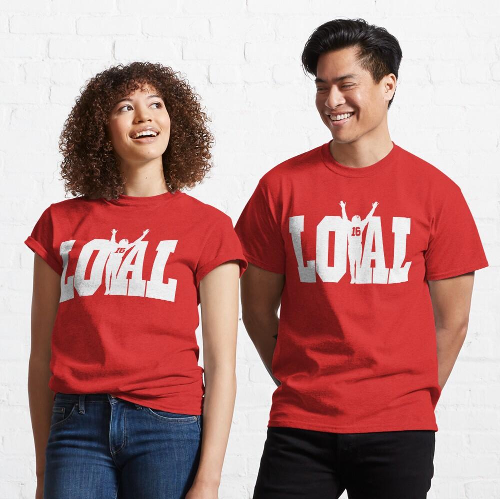 Joe Montana San Francisco Football Classic T-Shirt