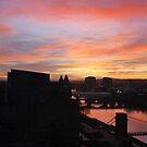 Glasgow Sunrise by MikaylaM