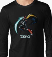 Zero- Maverick Hunter Long Sleeve T-Shirt