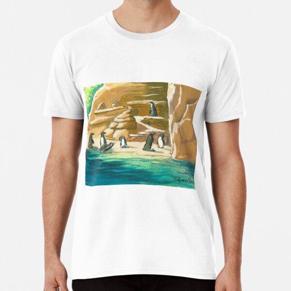 Penguins of Woodland Park Zoo Premium T-Shirt