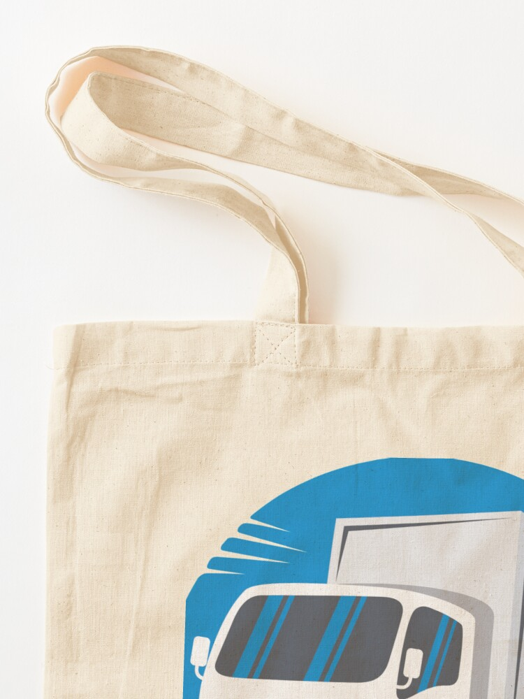 Alternate view of Truck-kun Authentic Tote Bag