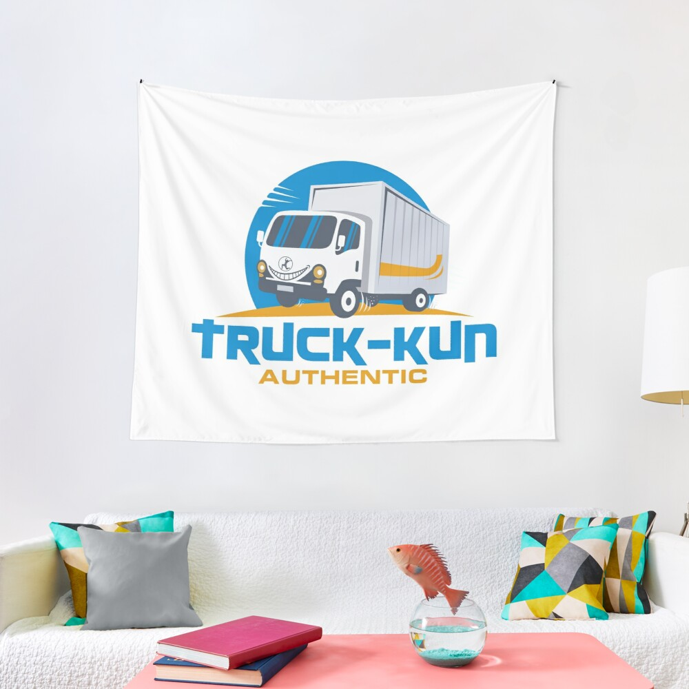 Truck-kun Authentic Tapestry