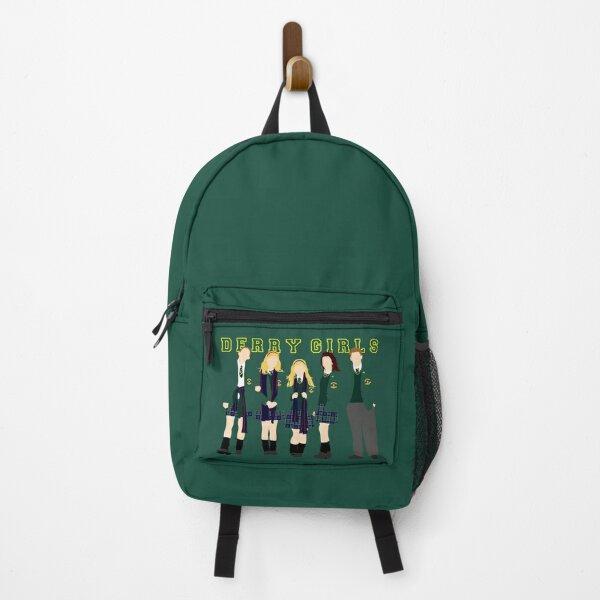 Derry Girls minimalist art Backpack