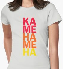 Dragon Ball Z Womens Fitted T-Shirt