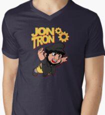 JonTron  Men's V-Neck T-Shirt