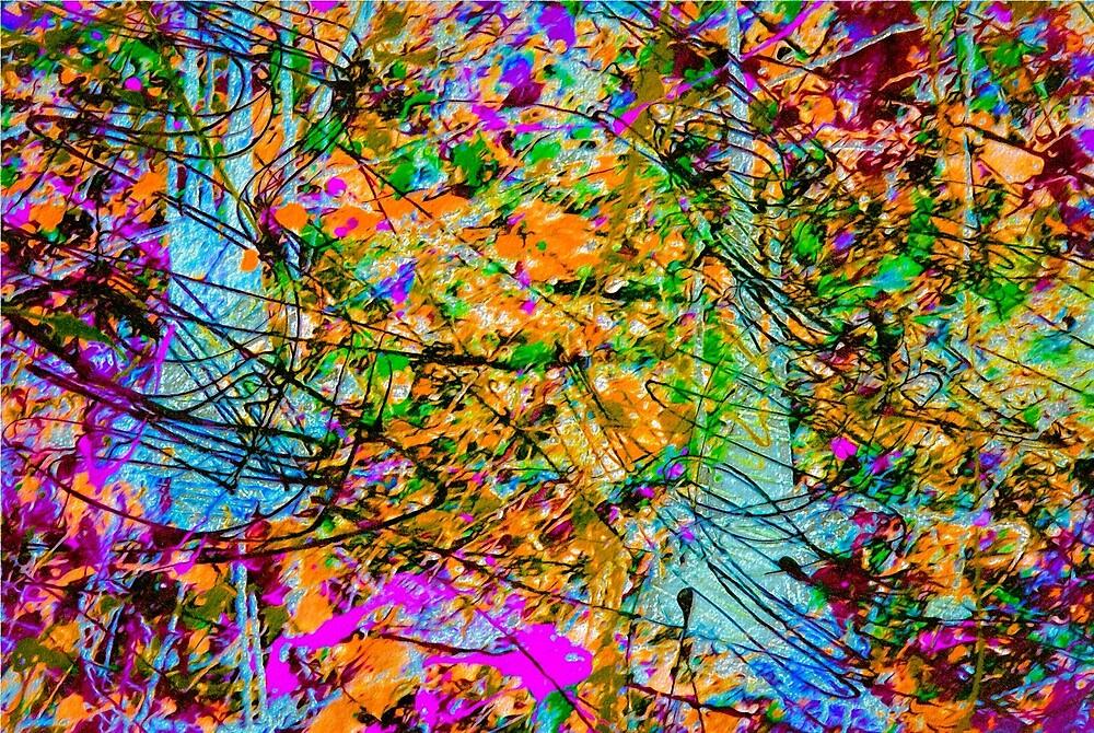 Primordial Forest by Wib Dawson