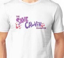 Save Calvin Foundation Unisex T-Shirt