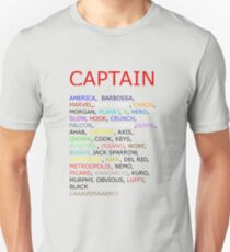 Captain... T-Shirt