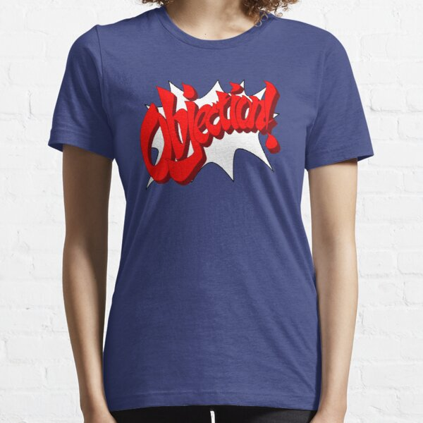 OBJECTION! Essential T-Shirt