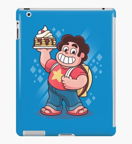 Breakfast Boy iPad Case/Skin