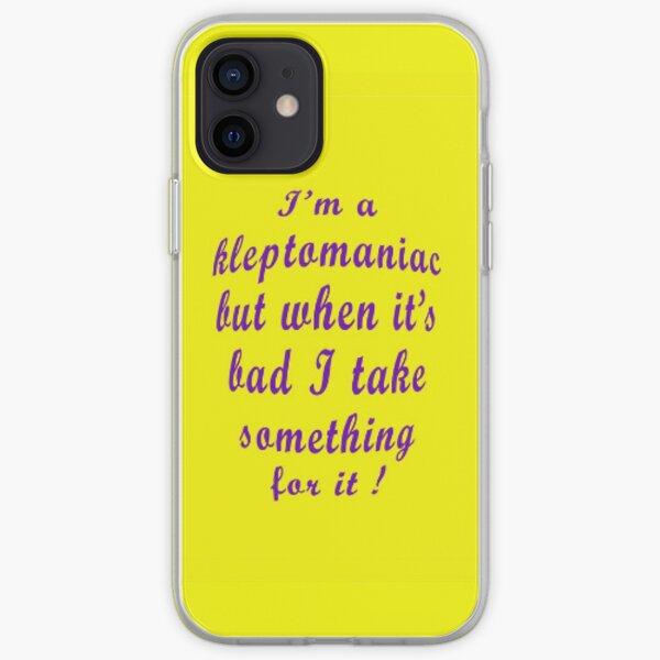 Kleptomaniac iPhone Soft Case