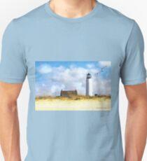 St. George Island Lighthouse Unisex T-Shirt