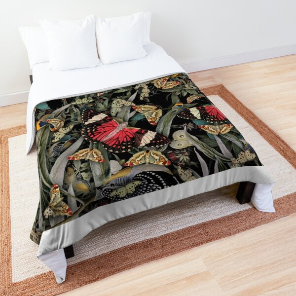 Butterfly  Comforter