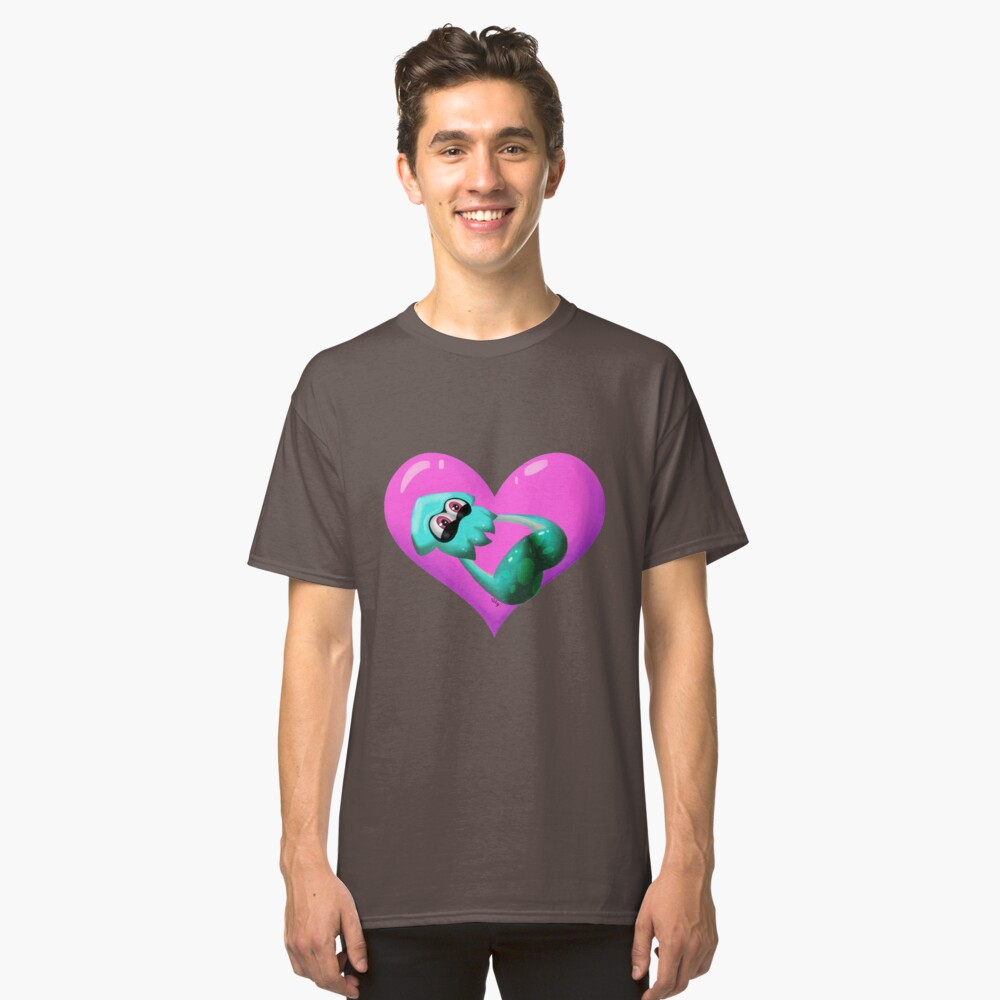 Squid Love Classic T-Shirt Front
