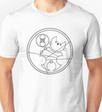 """Bowties are Cool"" Translated into Gallifreyan T-Shirt"
