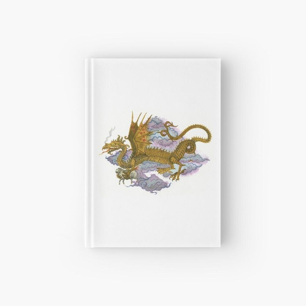 Flying dragon Hardcover Journal
