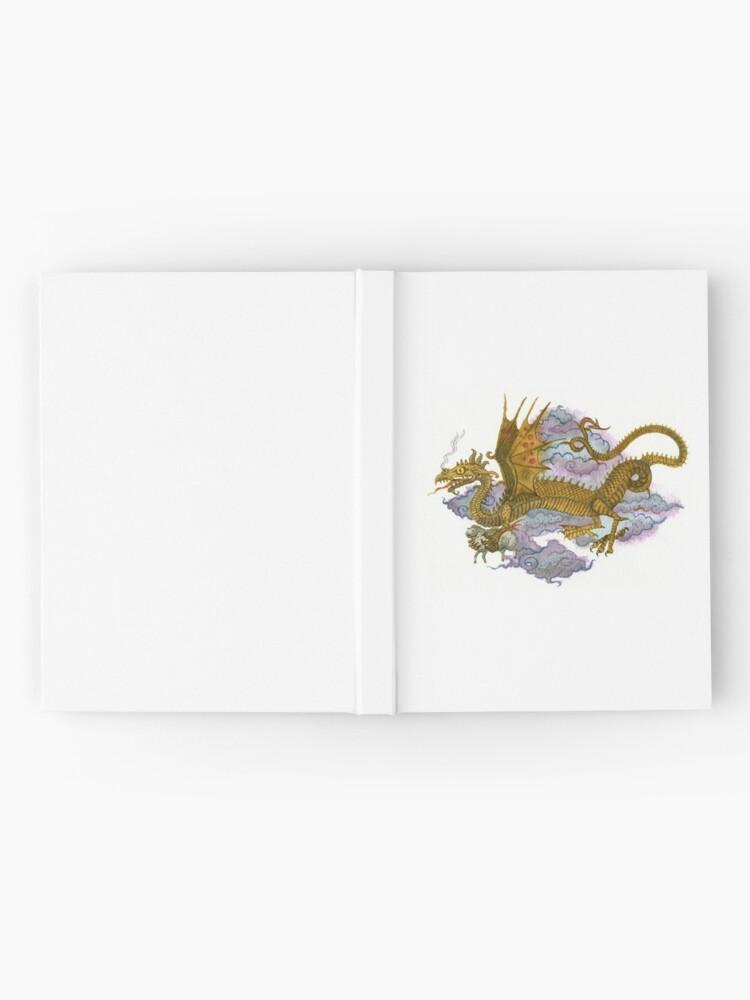 Alternate view of Flying dragon Hardcover Journal