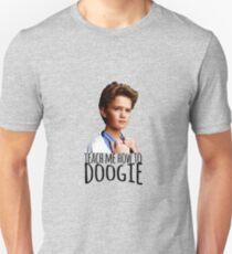 Teach Me How To Doogie Unisex T-Shirt