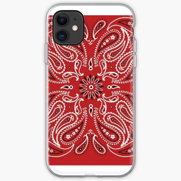 coque iphone 8 bloods gang
