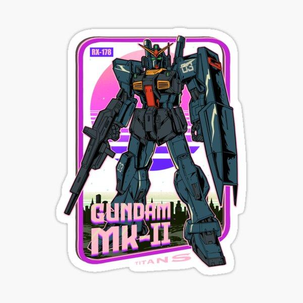 Retro MK II Sticker