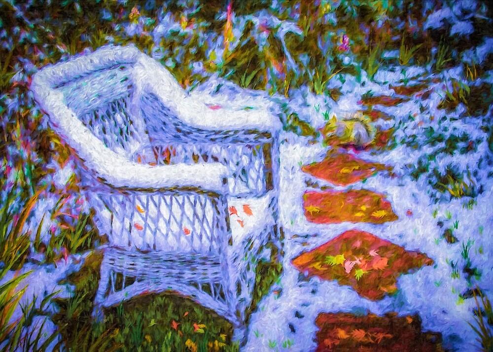 Wicker Snow by Wib Dawson