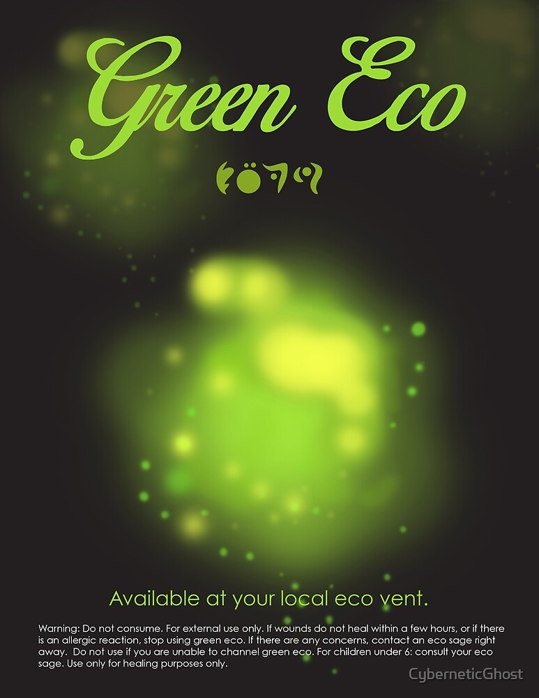 Green Eco by CyberneticGhost