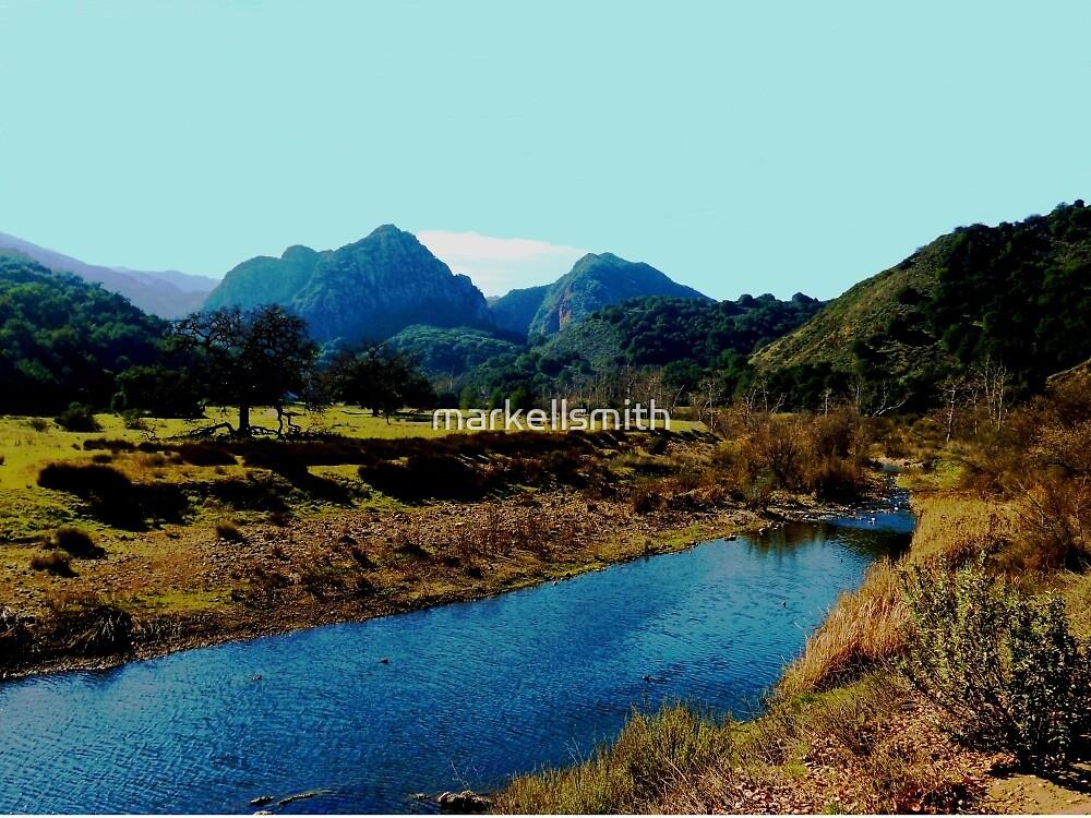 Malibu Creek  by markellsmith