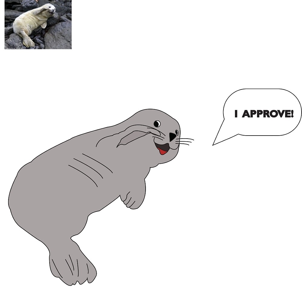 Seal of Approval by AHNguyen