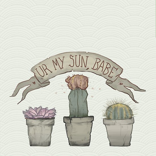 Cacti by Cesca Summers