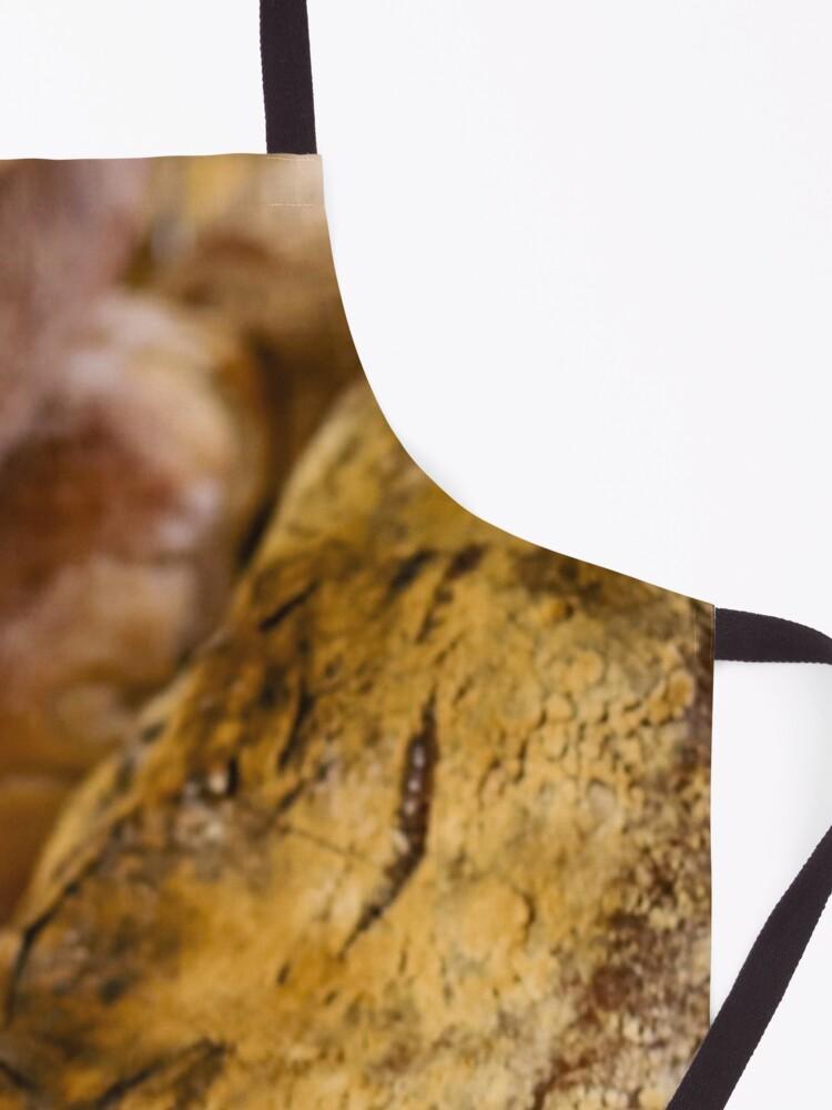 Alternate view of Fresh Daily Bread Sourdough Design Apron
