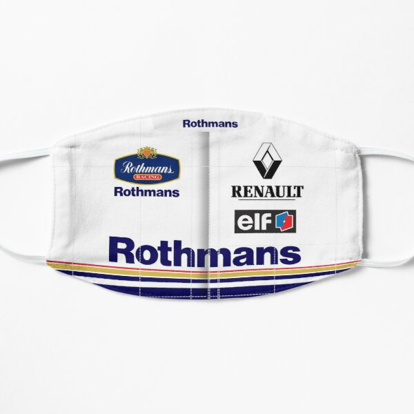 Damon Hill race suit 1994 Flat Mask