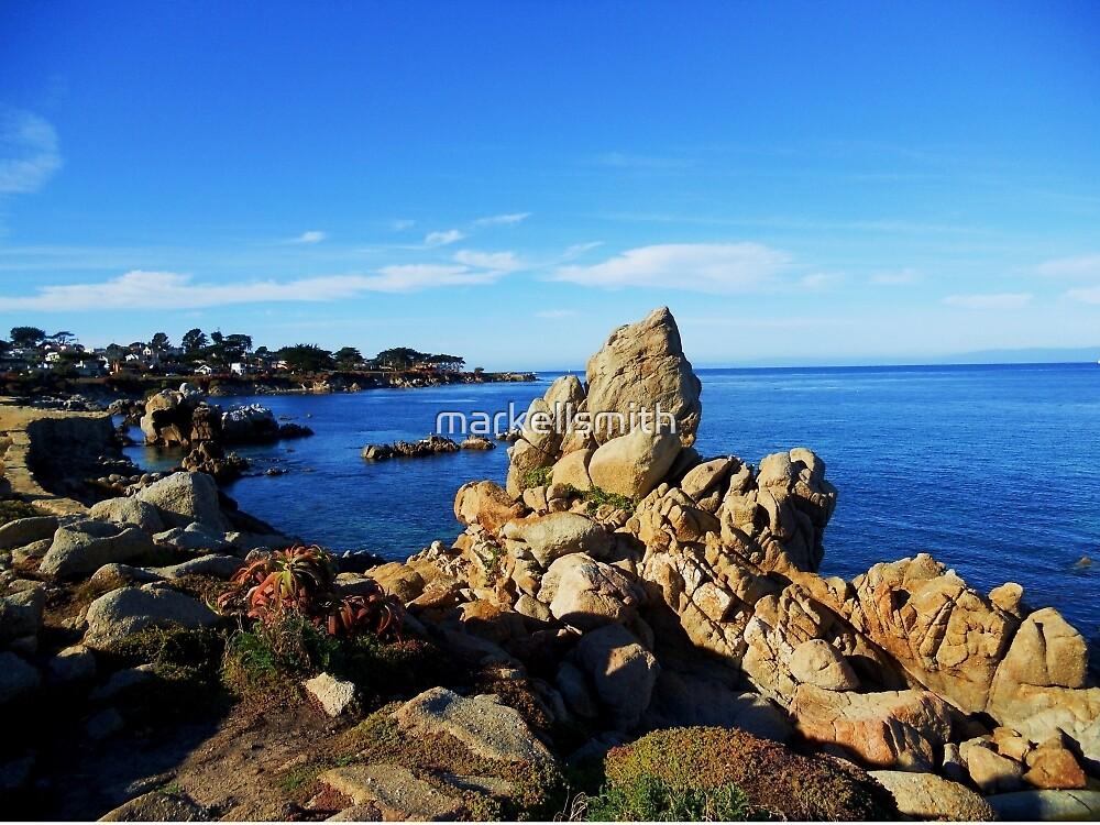 The Monterey Rock by markellsmith