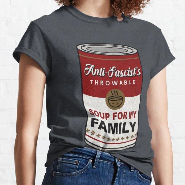ANTIFA SOUP Classic T-Shirt
