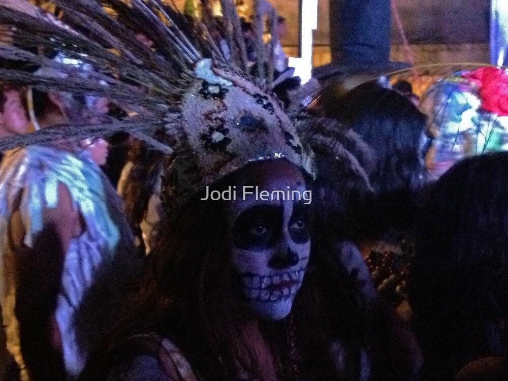 Dia de los Muertos by Jodi Fleming