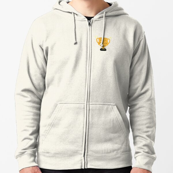 World's Best Indecision Maker Zipped Hoodie
