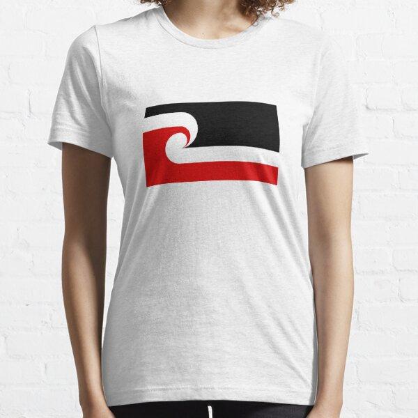Tino Rangatiratanga Flag Essential T-Shirt