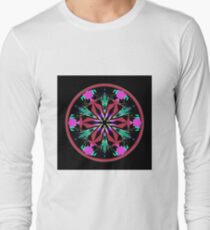 The Flower Garden Long Sleeve T-Shirt