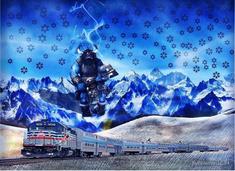 Take The Train  by bubbleman1234