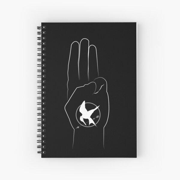 THE HUNGER GAMES. Cuaderno de espiral