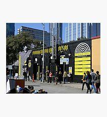 A SXSW Music Venue Photographic Print