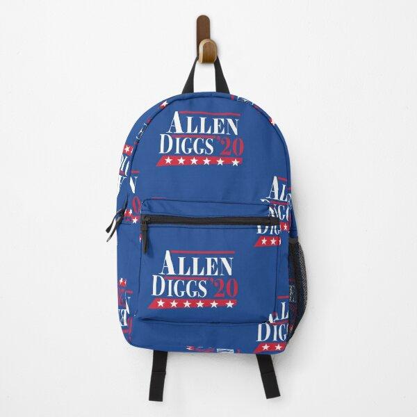 Funny Josh Allen x Stefon Diggs 2020 Buffalo Bills gift Backpack