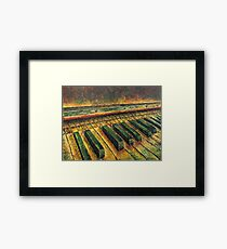 Haunting in the Orchestra Framed Print