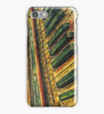 Haunting in the Orchestra iPhone Case/Skin