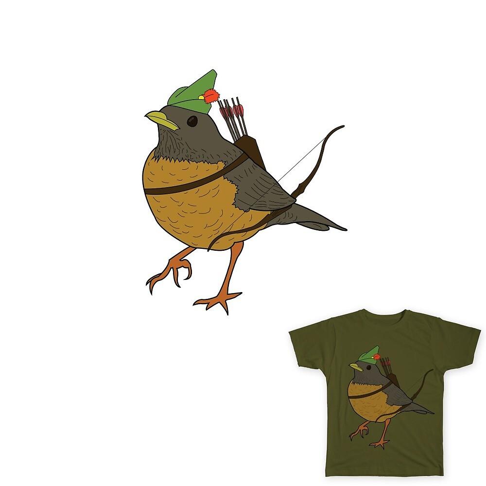Robin Hood by RyanArbar