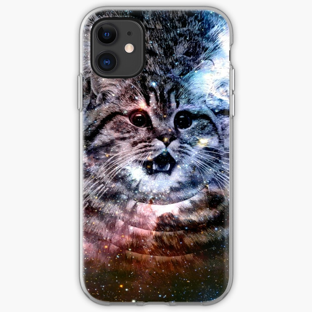 Existential Crisis Cat iPhone Case & Cover