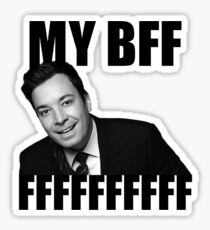 My BFF FFFFFFFFFF Sticker