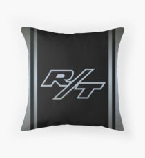 1969 Dodge Charger R/T Throw Pillow