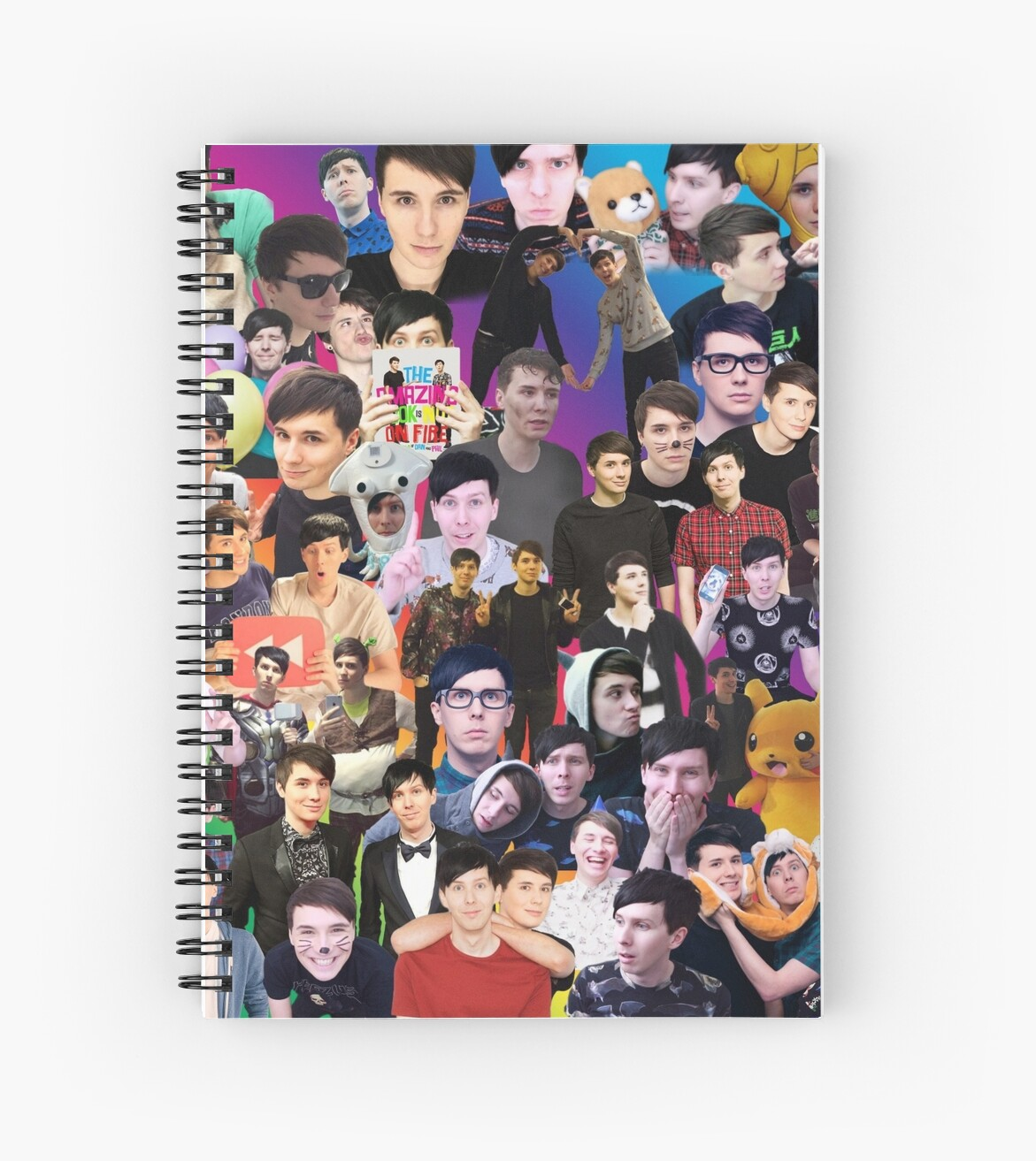 Phan Collage #3 by Molly Smith